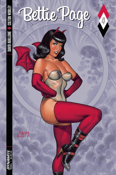 Bettie Page (2017) #04