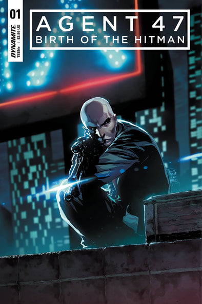 Agent 47: Birth of a Hitman (2017) #01