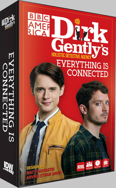 Dirk Gently: Everything is Connected Game