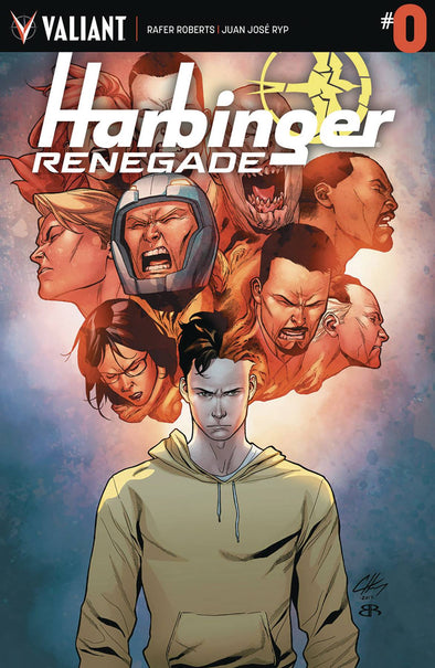 Harbinger: Renegade (2016) #00