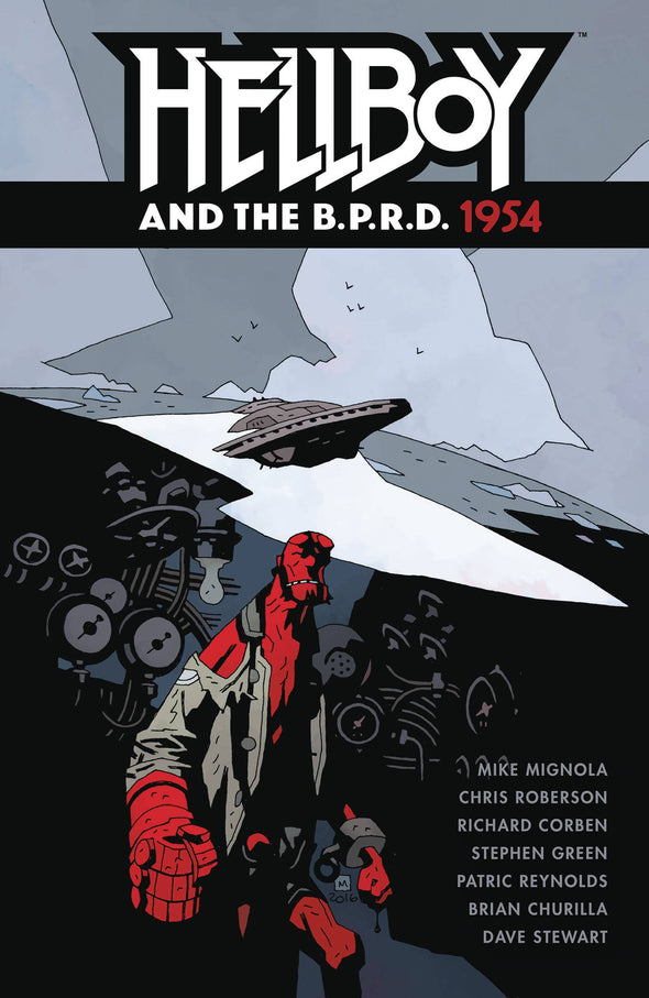 Hellboy and the B.P.R.D. TP: 1954