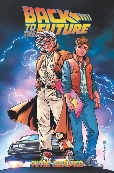 Back to the Future TP Vol. 05: Time Served