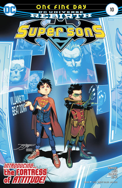 Super Sons (2017) #10
