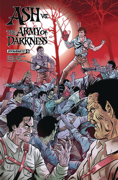 Ash Vs The Army of Darkness (2017) #05