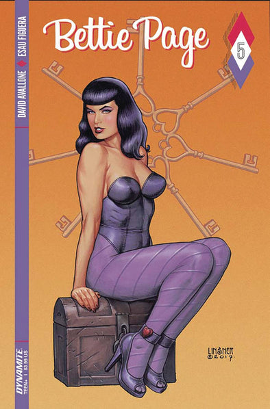 Bettie Page (2017) #05
