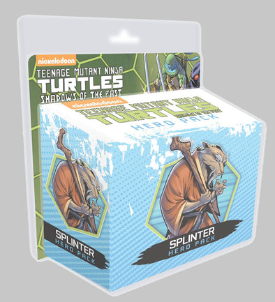 Teenage Mutant Ninja Turtles: Shadows of the Past Board Game Splinter Hero Pack
