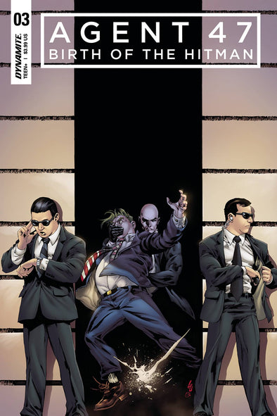 Agent 47: Birth of a Hitman (2017) #03