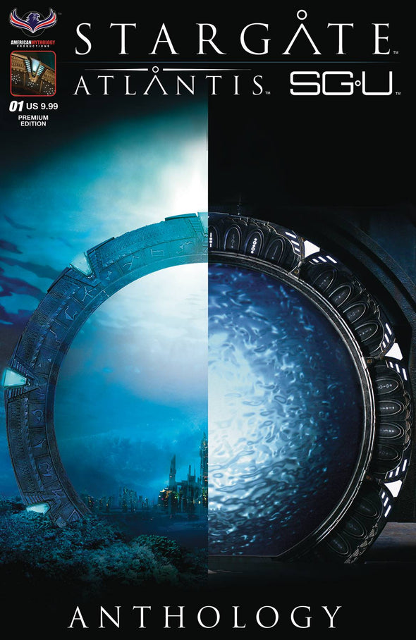 Stargate Atlantis Universe Anthology 2018