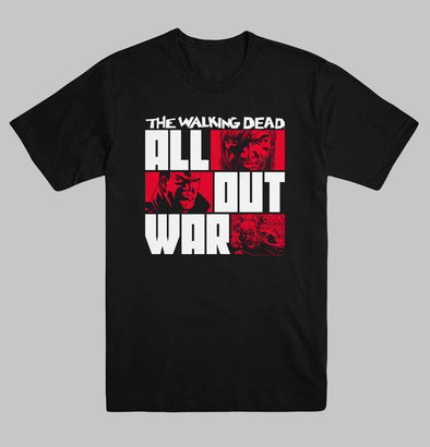 Walking Dead All Out War Unisex T-Shirt