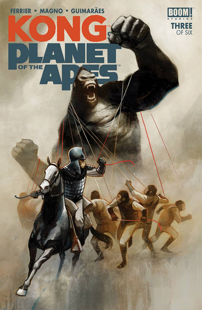 Kong on the Planet of the Apes #03