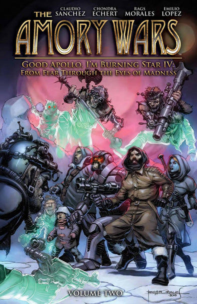 Amory Wars: Good Apollo TP Vol. 02