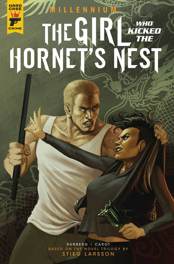 Girl Who Kicked the Hornets Nest (2017) #02