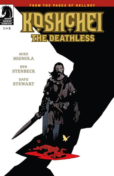 Koshchei The Deathless #01