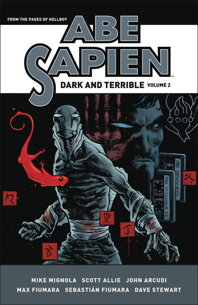 Abe Sapien HC Dark & Terrible Vol. 02