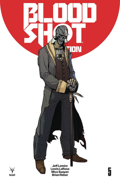 Bloodshot Salvation (2017) #05 (Palosz Variant)