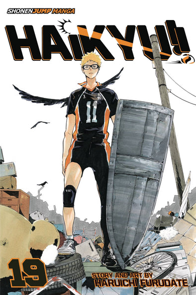 Haikyu TP Vol. 19