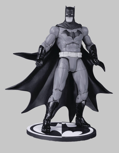 Batman Black & White Action Figure By Greg Capullo