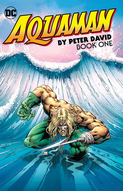 Aquaman by Peter David TP Vol. 01