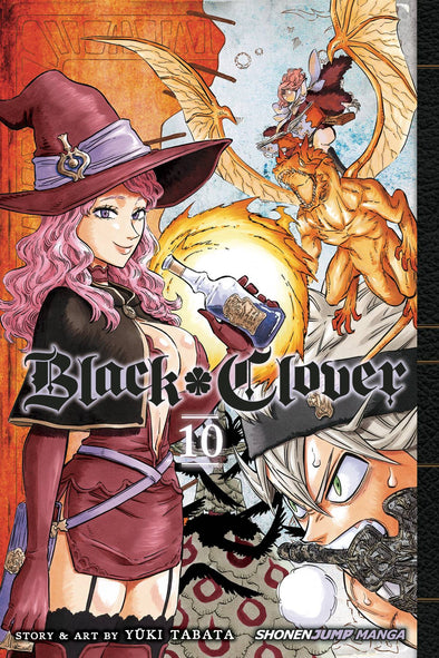 Black Clover TP Vol. 10