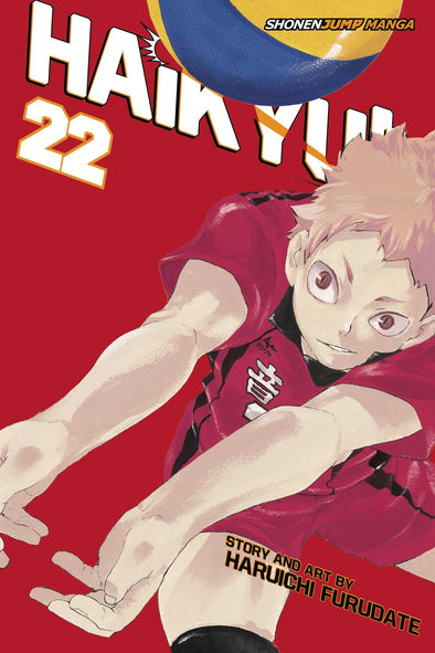 Haikyu TP Vol. 22