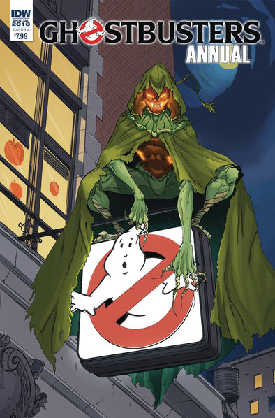 Ghostbusters Annual (2018) #01