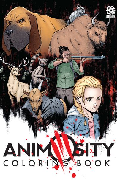 Animosity Colouring Book TP