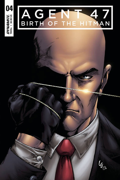 Agent 47: Birth of a Hitman (2017) #04