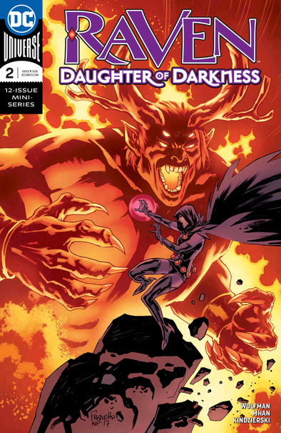 Raven: Daughter of Darkness (2018) #02