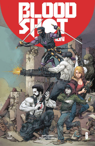 Bloodshot Salvation (2017) #06