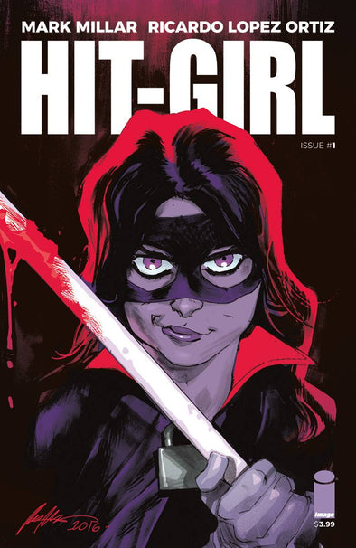 Hit-Girl (2018) #01 (Albuquerque Variant)