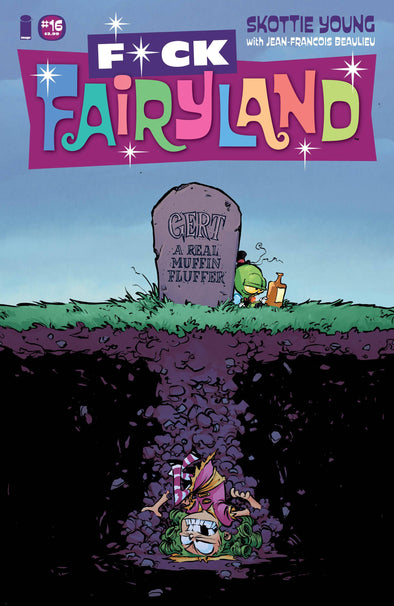 I Hate Fairyland (2015) #16 (F*** Fairyland Variant)