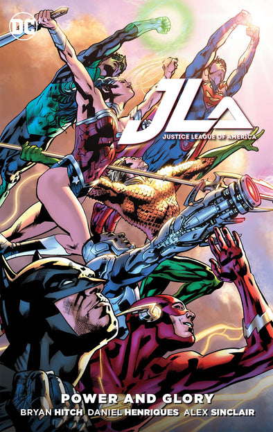 Justice League of America: Power & Glory TP