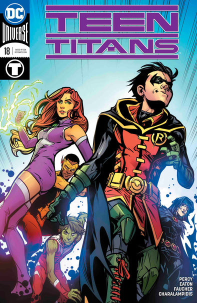 Teen Titans (2016) #18 (Variant Cover)