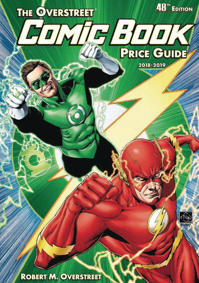 Overstreet Comic Book Price Guide TP Vol. 48 (Flash/Green Lantern Cover)