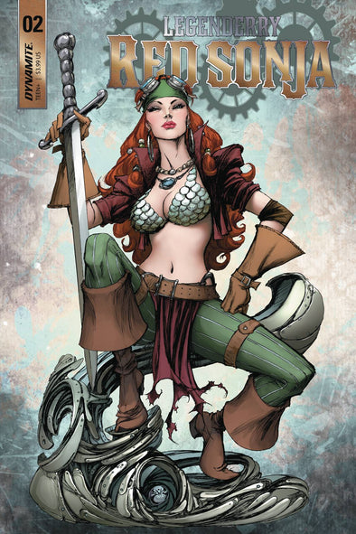 Legenderry Red Sonja (2018) #02