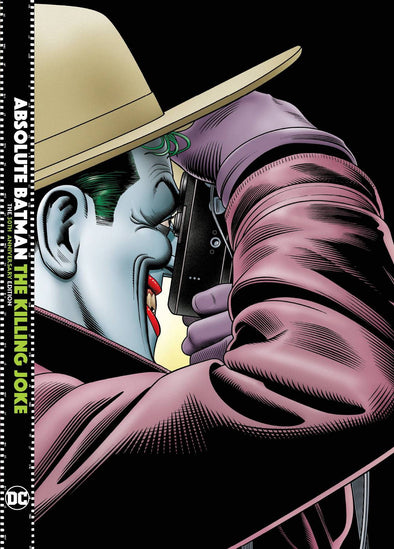 Absolute Batman Killing Joke HC