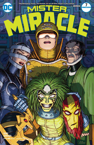 Mister Miracle (2017) #07