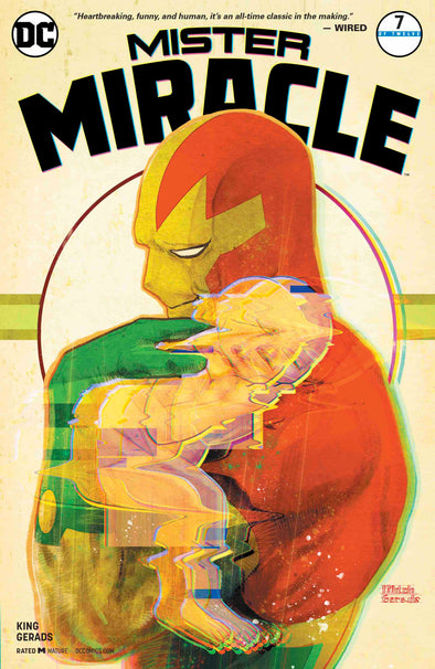 Mister Miracle (2017) #07 (Mitch Gerads Variant)