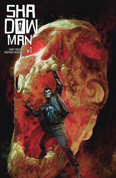 Shadowman (2018) #01 (Variant Cover)