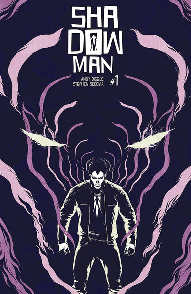 Shadowman (2018) #01 (Pre-Order Cover)