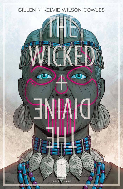 Wicked & Divine (2014) #34