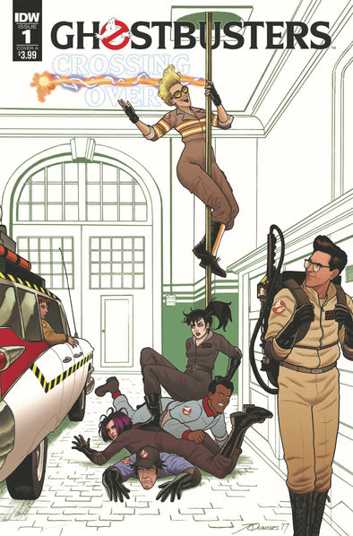 Ghostbusters: Crossing Over (2018) #01
