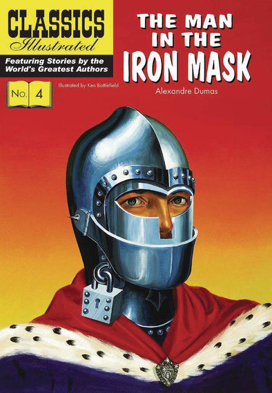 Man in the Iron Mask HC