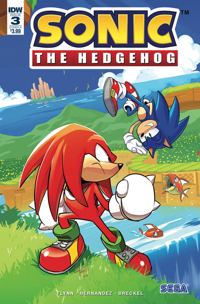 Sonic the Hedgehog (2018) #03