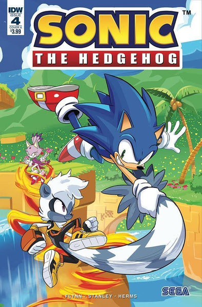 Sonic the Hedgehog (2018) #04
