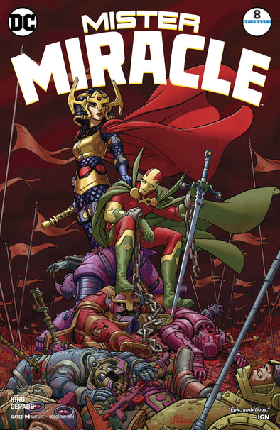 Mister Miracle (2017) #08