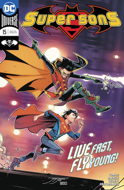 Super Sons (2017) #15