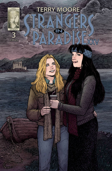 Strangers in Paradise XXV (2018) #03