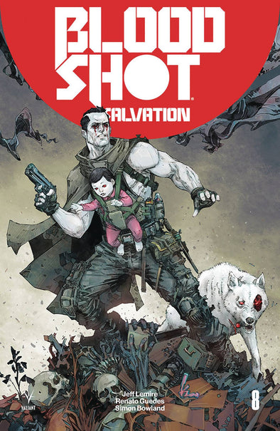 Bloodshot Salvation (2017) #08