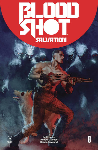 Bloodshot Salvation (2017) #08 (Renato Guedes Variant)